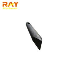 hydraulic rock breaker hammer tip chisel tool/moil point chisel/diamond point chisel