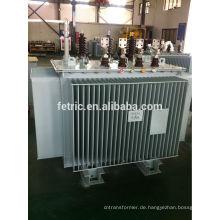 Ölbad Wunde Kern voll Kupfer lärmarm 15kv/0,4 Verteilung Transformator
