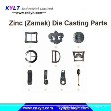Kylt Bonne qualité Zamak / Zinc Die Casting Parts China Factory