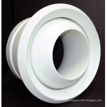 aluminium jet diffuser eyeball type jet nozzle ventilation air diffuser