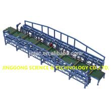 Производственная линия по производству стальных конструкций