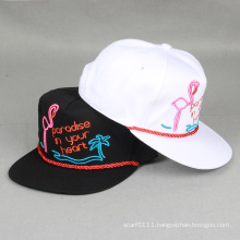 Custom Embroidered Cotton Twill Fashion Promotional Trukfit Caps (YKY3305)