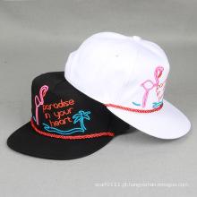Costume bordado Cotton Twill Moda Promocional Trukfit Caps (YKY3305)
