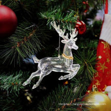 Décorations en plastique Glitter Christmas Outdoor Cheap