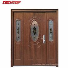 TPS-132 Lowes Entry - Puertas de seguridad de hierro forjado