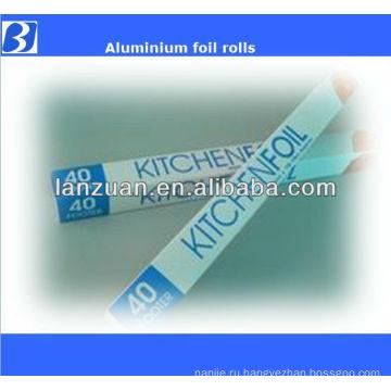Кухня алюминиевой фольги