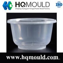 Molde plástico do recipiente de empacotamento da injeção
