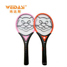 competitive price rechargeable electric plastic fly swatter	with high quality