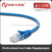 Патч-кабель UTP с медным кабелем 7 * 0,16 мм