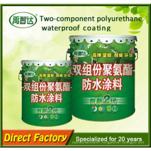 High Quality Two Js Component Polvurethane Waterproof Painting