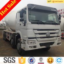 Capacidad del camión mezclador concreto de Sinotruck HOWO A7 10cbm