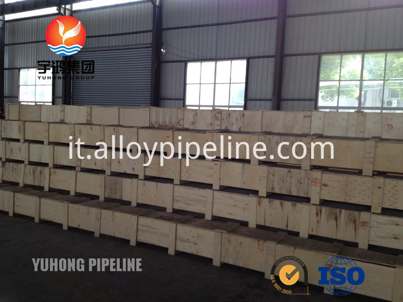 Alloy Steel Seamless Boiler Tube SA213 T5 (1)
