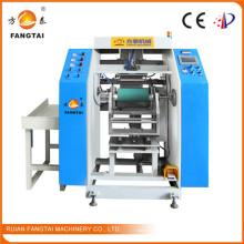 Máquina de rebobinamento automático de alta velocidade da película do estiramento de FTP-300 (CE)