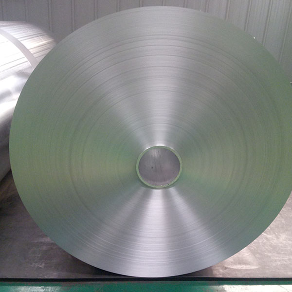 8011 Aluminum Foil For Food Packaging Material