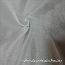 Water & Wind-Resistant Anti-Static Windbreaker Woven 100% Jacquard Polyester Fabric Grey Fabric Grey Cloth (53240)
