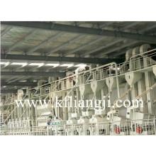 18 - 500ton Reismühle Maschine / Reisfräsmaschine