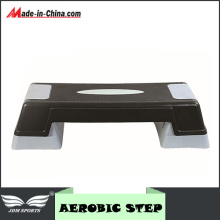 Power Fitness Aerobic Step Adjustable Exercise Stepper Board