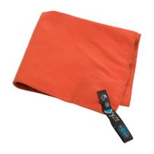 toalha macia absorvente do esporte do microfiber com saco da malha