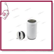350/450 мл белый/серебро из нержавеющей стали канистры для сублимации