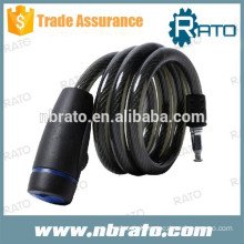 RBL-103 black bicycle cable lock