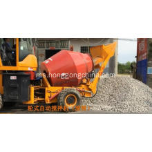 Mixer Hydraulic Multifunction Wheeled