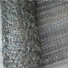 20um filter knitted screen mesh