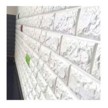 Hot sell vinyl 3D Wall Sticker Homer Tile 3d wall brick sticker