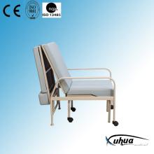 Faltbarer Krankenhausstuhl für Patientenbegleitung (W-6)