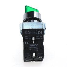 Yumo Lay5-Bk2365 DC24V bouton-poussoir en plastique bouton-poussoir