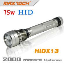 Maxtoch HIDX13 Hochleistungs-6800 Langstrecken Lumen versteckte 75W