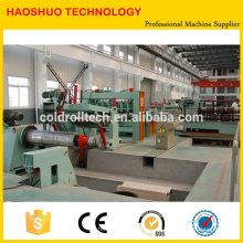 Hecho en China Cortadora rotatoria de alta calidad de la bobina de acero de HR CR SS GI