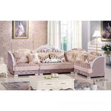 Europe Type Royal Sofa, New Classic Sofa, Fabric Sofa (A891)