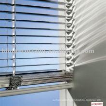 Store vénitien en aluminium de 25 mm