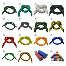 Factory Direct Selling PP/PE/Polypropylene/Polyester/Polyamide/Nylon/Plastic/Climbing/UHMWPE/Fishing/Static/Twisted/Mooring/Marine Safety Braid/Braided Rope