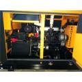 50Hz, 60Hz, moteur Isuzu 4jb1ta-S couplé avec un alternateur de copie Stamford avec un groupe électrogène AVR Canopy 40kw 50kVA Diesel