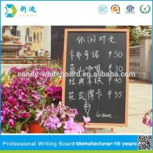 decorative blackboard for cafe