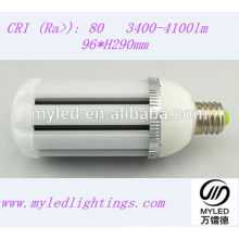 SMD5630 40W E27 Светодиодная кукурузная лампа 120degree E40 Светодиодный уличный фонарь