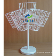 High Classic Metal Wire Basket Holder (pH12-2019)