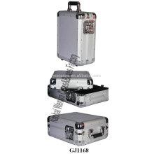 New arrival silver heavy duty aluminum tool case