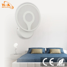 Lámpara de pared del precio bajo 8W LED de la venta directa de la fábrica con Ce RoHS