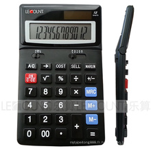 Office Calculator avec fonction Cost-Sell-Margin (LC227CSM)