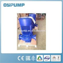 Bomba de circulación ISG para el sistema de calefacción