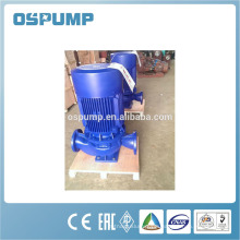 ISG circulating pump for heating system