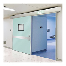 Customized Clean room hospital sliding automatic hermetic door for medical operation theater