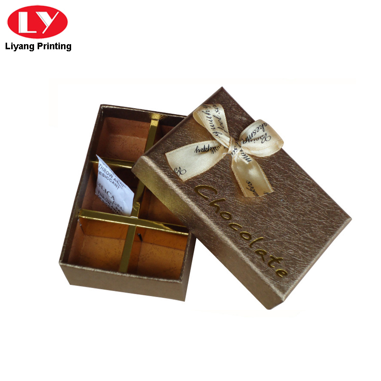 Chocolate Box With Tray