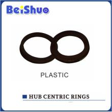 Venda quente de plástico centrais centrais anel com preço competitivo