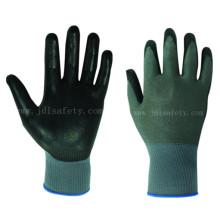С полиуретановым покрытием перчатки стойкой работы (PD8060)