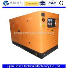 Chinois Weifang 1800rpm 40KW générateurs de secours diesel