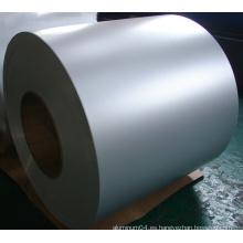 Bobina de aluminio Bobina de techo de aluminio revestido de color RAL