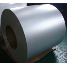 Bobina de alumínio Bobina de alumínio revestido de cor RAL